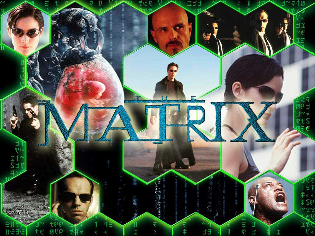 Matrix Desktop Wallpaper # 1