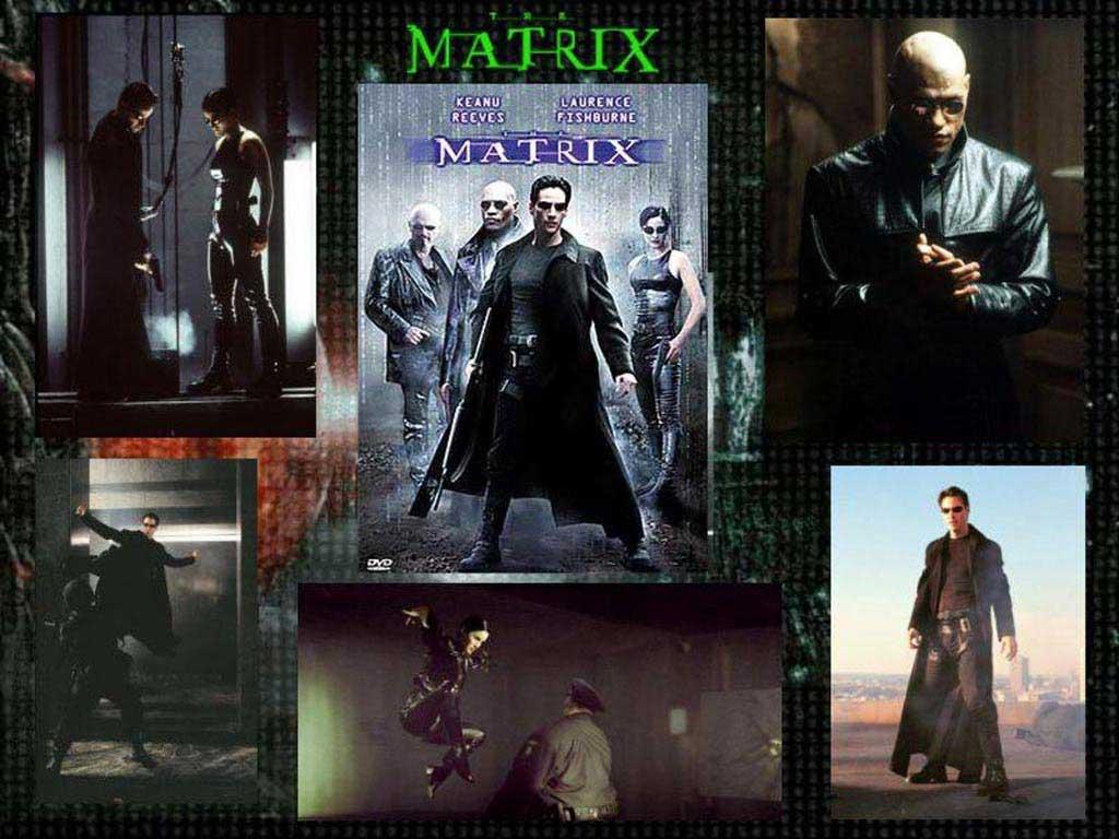 Matrix Desktop Wallpaper # 23