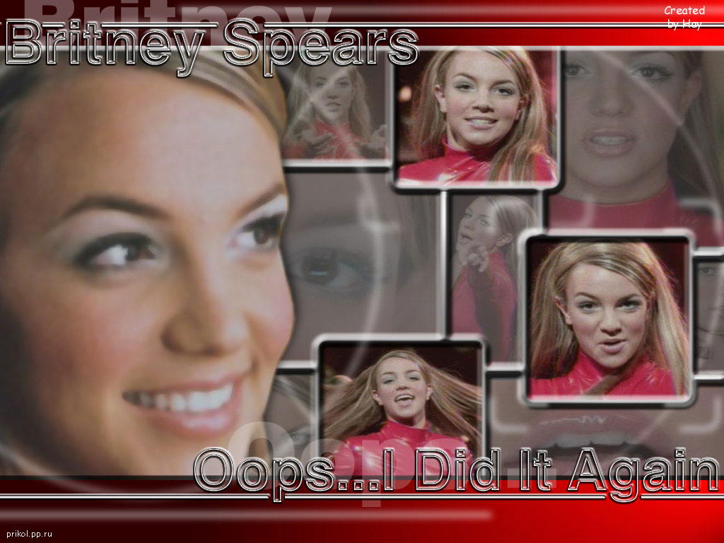 Britney Spears Free Desktop Wallpaper # 5