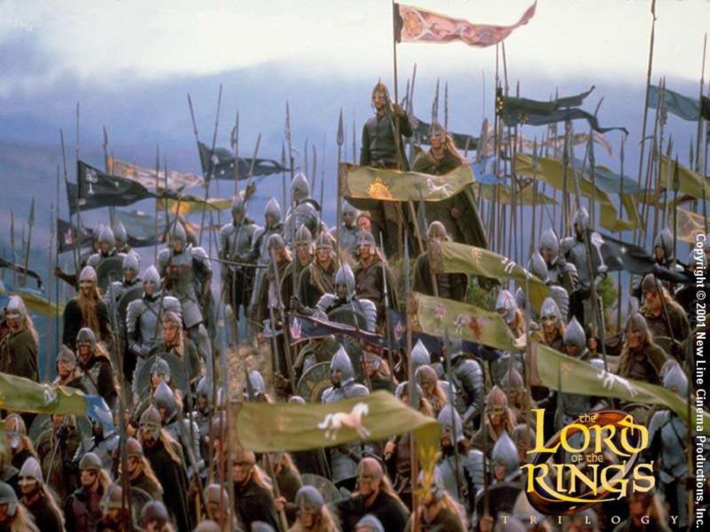 Lord of the rings Desktop Wallpaper # 26