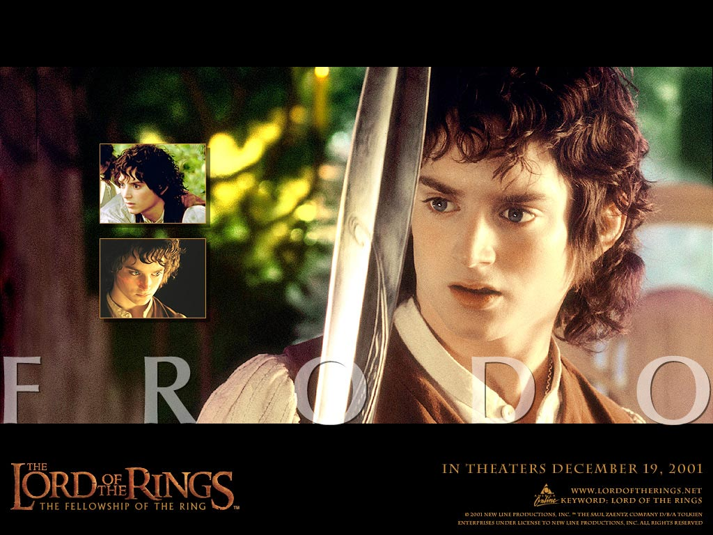 Lord of the rings Desktop Wallpaper # 3