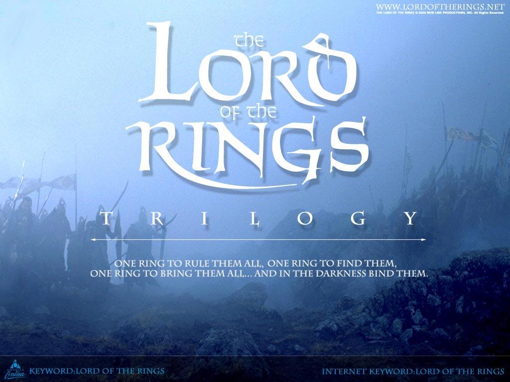 Lord of the rings Desktop Wallpaper # 9
